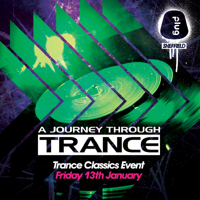Off The Rails - A Journey Through Trance