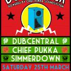 DUB SHACK 003 feat. Dubcentral, Chief Pukka & Simmerdown