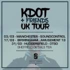K Dot & Friends UK Tour: Sheffield