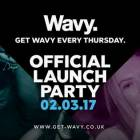 WAVY. Official Launch Party - [ scru:club ] Thursday 2nd March