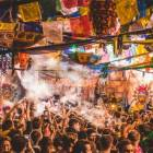 Elrow Town Outdoors Cardiff – Singer Morning 2017