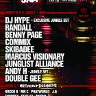 Jungle Jam Sheffield - The 12th Birthday!