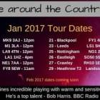 Copy of Coffee Around The Country Tour