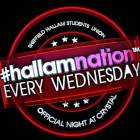 HALLAMNATION: SHEFFIELD HALLAM'S ONLY OFFICIAL STUDENT NIGHT